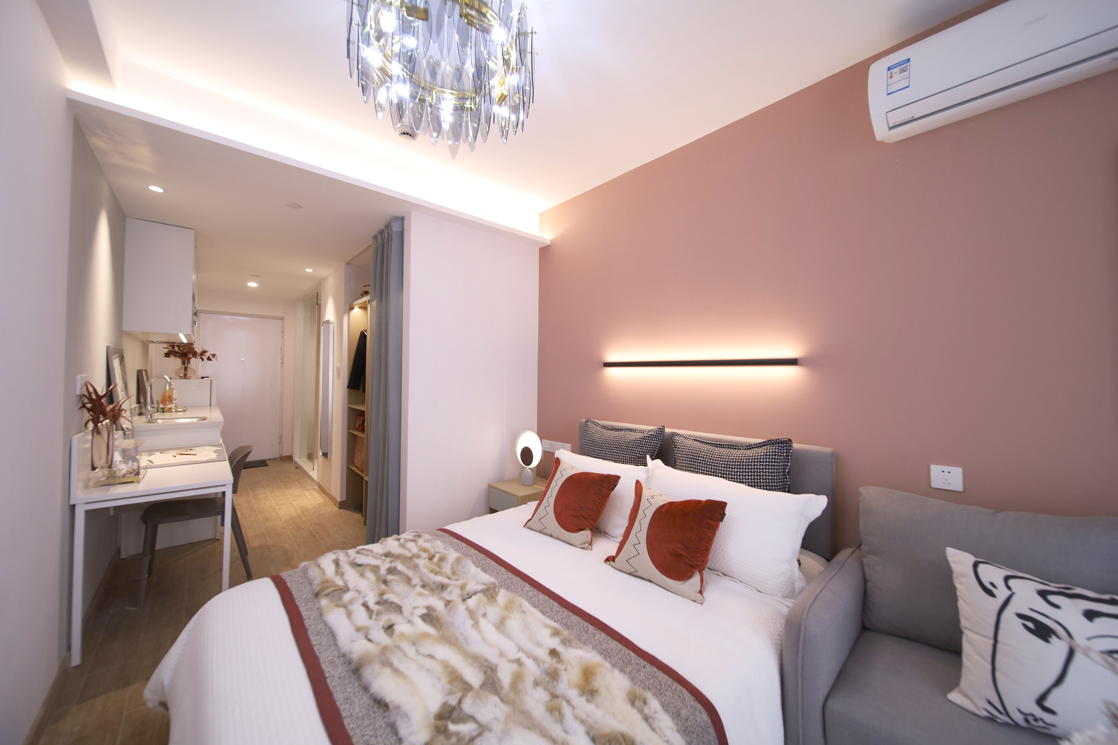 旭辉领寓全国首个租赁社区即将开业,引领租住新时代